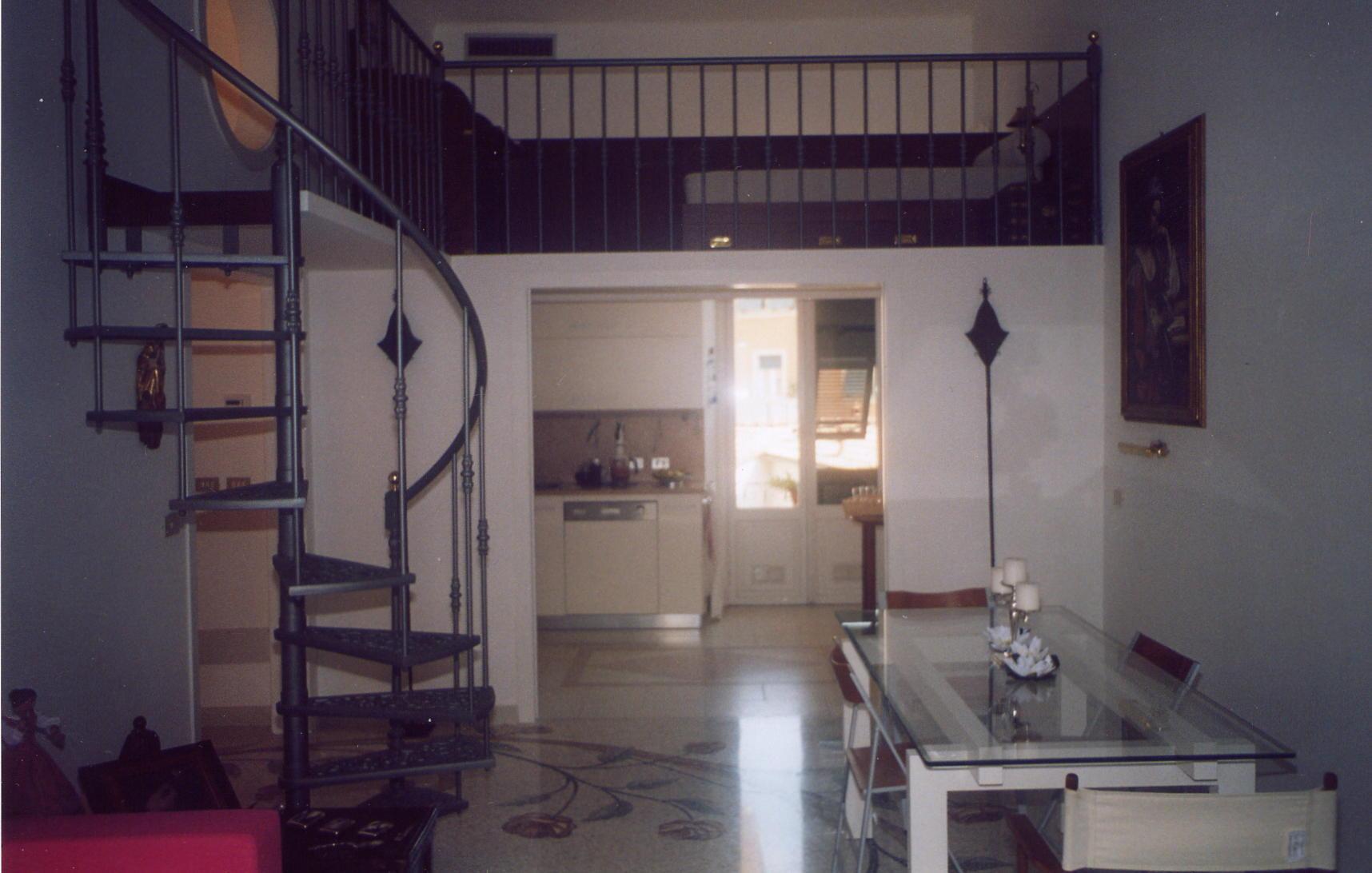 Galleria interni - Cucina con soppalco ...